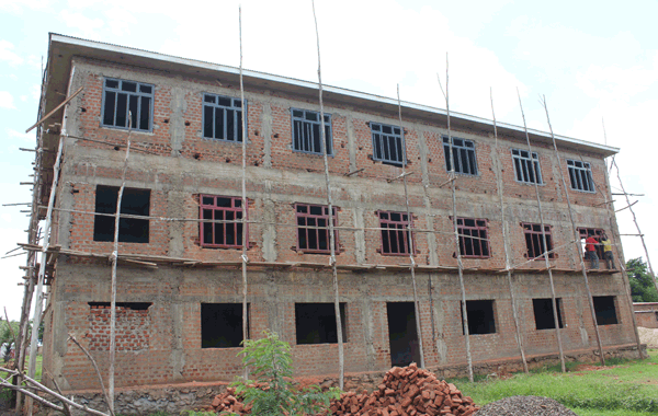 Construction of a Women's Hospital