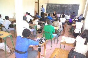 KBI classroom